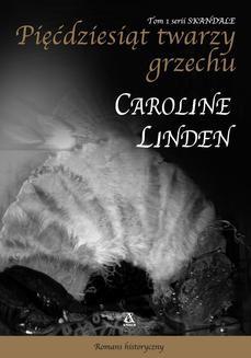 Chomikuj, ebook online Pięćdziesiąt twarzy grzechu. Caroline Linden