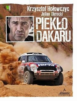 Chomikuj, ebook online Pieklo Dakaru. Krzysztof Hołowczyc