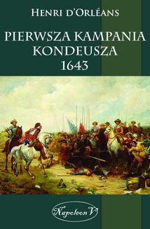 Chomikuj, ebook online Pierwsza kampania Kondeusza 1643. Opracowanie zbiorowe