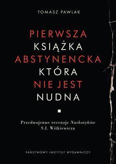 Ebook Pierwsza książka abstynencka, która nie jest nudna pdf
