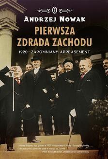 Chomikuj, ebook online Pierwsza zdrada Zachodu. Andrzej Nowak