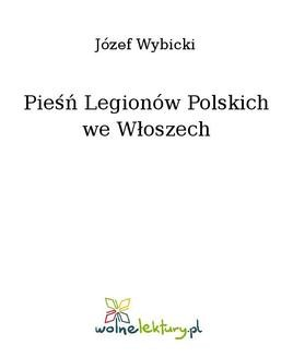 Ebook Pieśń Legionów Polskich we Włoszech pdf