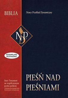 Chomikuj, ebook online Pieśń nad pieśniami (NPD). Opracowanie zbiorowe