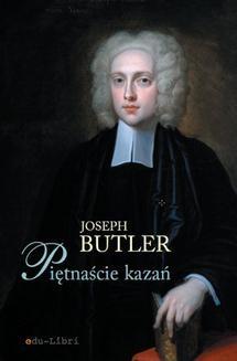 Chomikuj, ebook online Piętnaście kazań. Joseph Butler