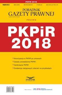 Chomikuj, ebook online PKPiR 2018. Opracowanie zbiorowe