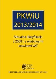 Chomikuj, pobierz ebook online PKWiU 2013. Bogdan Świąder