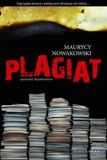 Chomikuj, ebook online Plagiat. Maurycy Nowakowski