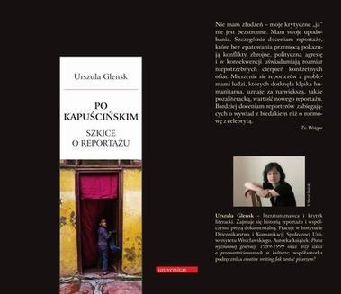 Chomikuj, ebook online Po Kapuścińskim. Szkice o reportażu. Urszula Glensk