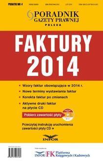 Ebook Podatki 4/14 -Faktury 2014 pdf