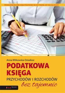 Ebook Podatkowa księga przychodów i rozchodów bez tajemnic pdf