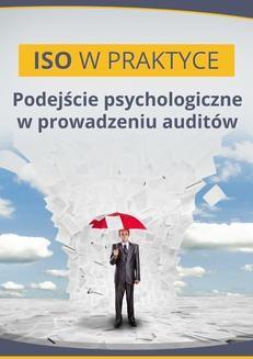 Chomikuj, ebook online Podejście psychologiczne w prowadzeniu auditów. Irena Ochyra