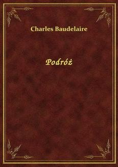 Chomikuj, ebook online Podróż. Charles Baudelaire