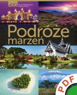 Ebook Podróże marzeń pdf
