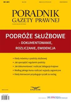 Ebook Podróże służbowe pdf