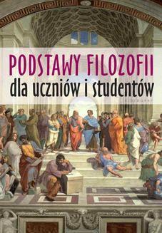 Chomikuj, ebook online Podstawy filozofii dla uczniów i studentów. Krzysztof Wieczorek