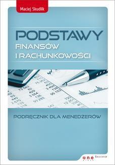 Ebook Podstawy finansów i rachunkowości. Podręcznik dla menedżerów pdf