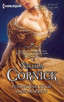 Chomikuj, ebook online Podwójne życie lady Marryn. Nicola Cornick
