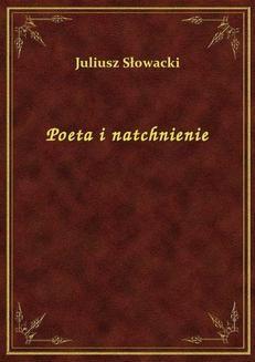 Chomikuj, ebook online Poeta i natchnienie. Juliusz Słowacki