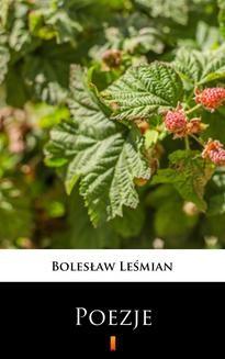Chomikuj, ebook online Poezje. Bolesław Leśmian