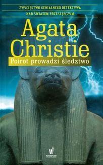 Chomikuj, ebook online Poirot prowadzi śledztwo. Agata Christie