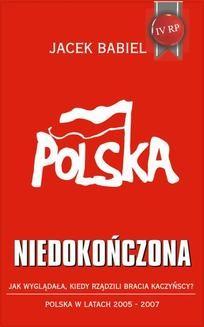 Chomikuj, ebook online Polska niedokończona. Jacek Babiel