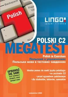 Chomikuj, ebook online Polski C2. Megatest. Stanisław Mędak