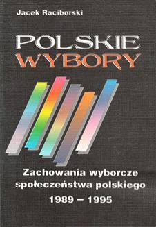 Chomikuj, ebook online Polskie wybory. Jacek Raciborski