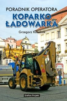 Ebook Poradnik operatora Koparkoładowarka pdf