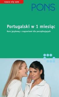 Chomikuj, ebook online Portugalski w 1 miesiąc. Opracowanie zbiorowe