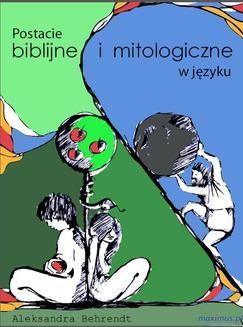 Chomikuj, ebook online Postacie biblijne i mitologiczne w języku. Aleksandra Behrendt