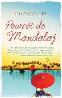 Chomikuj, ebook online Powrót do Mandalaj. Rosanna Ley