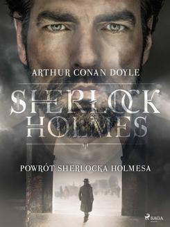 Chomikuj, ebook online Powrót Sherlocka Holmesa. Arthur Conan Doyle