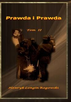 Ebook Prawda i Prawda. Tom II pdf