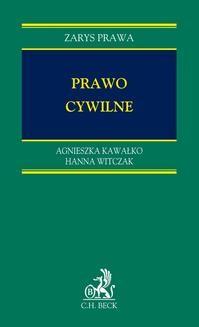 Chomikuj, ebook online Prawo cywilne. Hanna Witczak