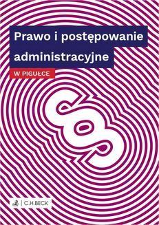 Chomikuj, ebook online Prawo i postępowanie administracyjne w pigułce. Wioletta Żelazowska