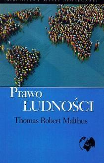 Chomikuj, ebook online Prawo ludności. Thomas Robert Malthus
