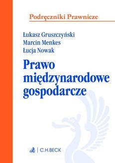 Ebook Prawo międzynarodowe gospodarcze pdf