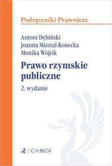 Ebook Prawo rzymskie publiczne pdf