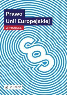 Chomikuj, ebook online Prawo Unii Europejskiej w pigułce. Wioletta Żelazowska