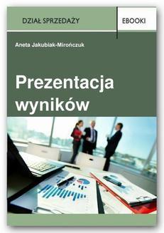 Chomikuj, ebook online Prezentacja wyników. Aneta Jakubiak-Mirończuk