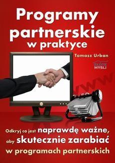 Ebook Programy partnerskie w praktyce pdf