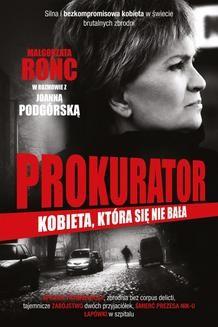Ebook Prokurator. Kobieta, która nie bała się morderców pdf