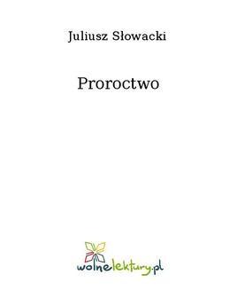 Ebook Proroctwo pdf