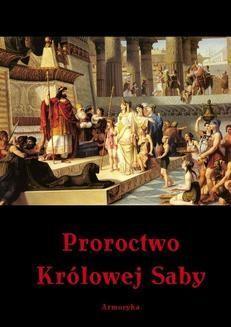 Chomikuj, ebook online Proroctwo Królowej Saby. Michalda (Królowa Saby)