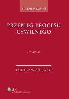 Ebook Przebieg procesu cywilnego pdf