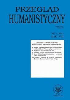 Chomikuj, ebook online Przegląd Humanistyczny 2014/3 (444). Andrzej Kołakowski