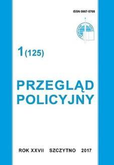 Ebook Przegląd Policyjny nr 1 (125) 2017 pdf