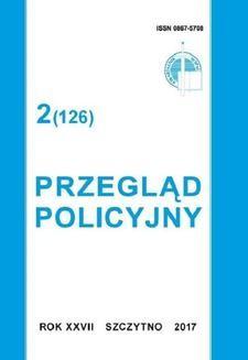 Ebook Przegląd Policyjny nr 2 (126) 2017 pdf