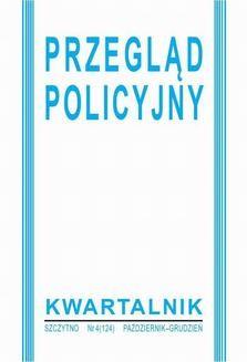 Ebook Przegląd Policyjny nr 4 (124) 2016 pdf