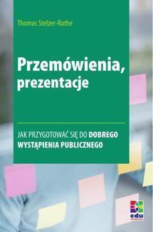 Chomikuj, ebook online Przemówienia, prezentacje. Thomas Stelzer-Rothe